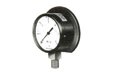 These gauges are suitable for Air, Oil, Gases and Liquids which are not corrosive to copper, oil and steel and for General Industrial Applications such as Boilers, Pumps, Compressors, Machineries, Process & Chemical Plants.