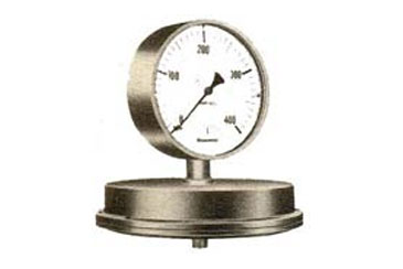Low Pressure Capsule Type Gauges, These gauges are suitable for 10\1'1 pressl.lre me.l'!surernent ofQon-corrosive,gases, commercial heating, gas distribution and filteration.
